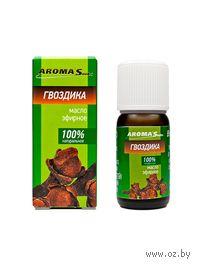 """Натуральное эфирное масло """"Гвоздика"""" (10 мл)"""
