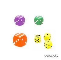 "Кубик D6 ""Симпл"""