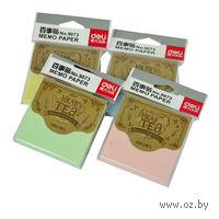 Стикеры (76х76 мм; 100 листов)