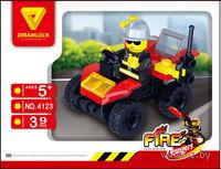 """Конструктор """"Пожарные спасатели. Спасательная машина"""" (39 деталей)"""