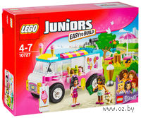 """LEGO Juniors """"Грузовик с мороженым Эммы"""""""
