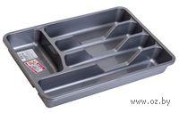 Лоток для столовых приборов (33х27х4 см)