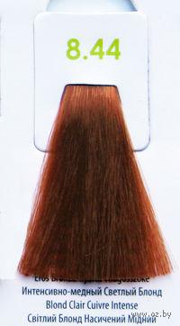 "Крем-краска для волос без аммиака Nouvelle ""Медный светлый блонд  8.44"" (100 мл)"