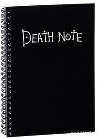 "Блокнот в клетку ""Death note"" A5 (1382)"
