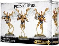 """Набор миниатюр """"Warhammer AoS. Stormcast Eternals Prosecutors"""" (96-13)"""