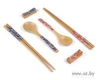 Набор бамбуковый (6 предметов)