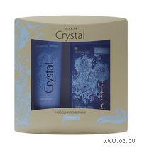 """Подарочный набор """"Modum Crystal"""" (гель для душа + гель-мусс для тела)"""