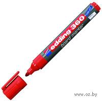 Маркер для доски Edding 360 (красный)