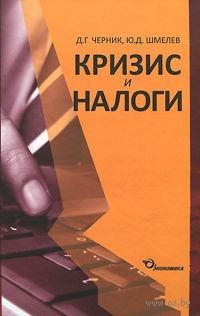 Кризис и налоги. Дмитрий Черник, Юрий Шмелев