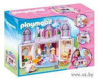 """Дом для кукол """"Замок принцессы"""""""