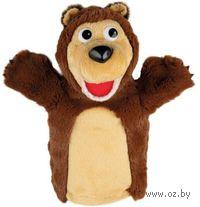 """Мягкая игрушка на руку """"Маша и Медведь. Медведь"""" (27 см)"""