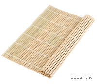 Подставка сервировочная бамбуковая (270х270 мм)