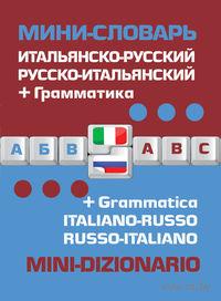 Итальянско-русский, русско-итальянский мини-словарь + грамматика