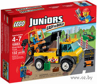 "LEGO. Juniors. ""Ремонт дороги"""