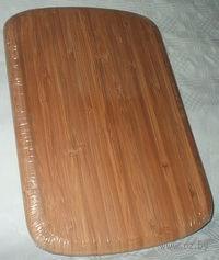 Доска разделочная бамбуковая (305х205х15 мм)
