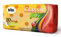 """Гигиенические прокладки """"Classiс dry normal"""" (10 шт)"""