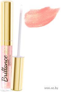 """Блеск для губ """"Brillance hypnotique 3D"""" (тон: 33, розово-персиковый)"""