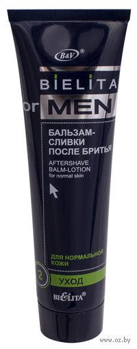 Бальзам-сливки после бритья (100 мл)