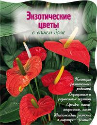 Экзотические цветы в вашем доме. Наталья Власова