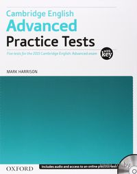 Cambridge English. Advanced Practice Tests with Key (+ 2 CD)