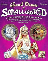 SmallWorld: Grand Dames of Small World (дополнение)