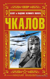 Чкалов. Взлет и падение великого пилота. Николай Якубович