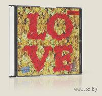"Зеркало-диск ""Love"""
