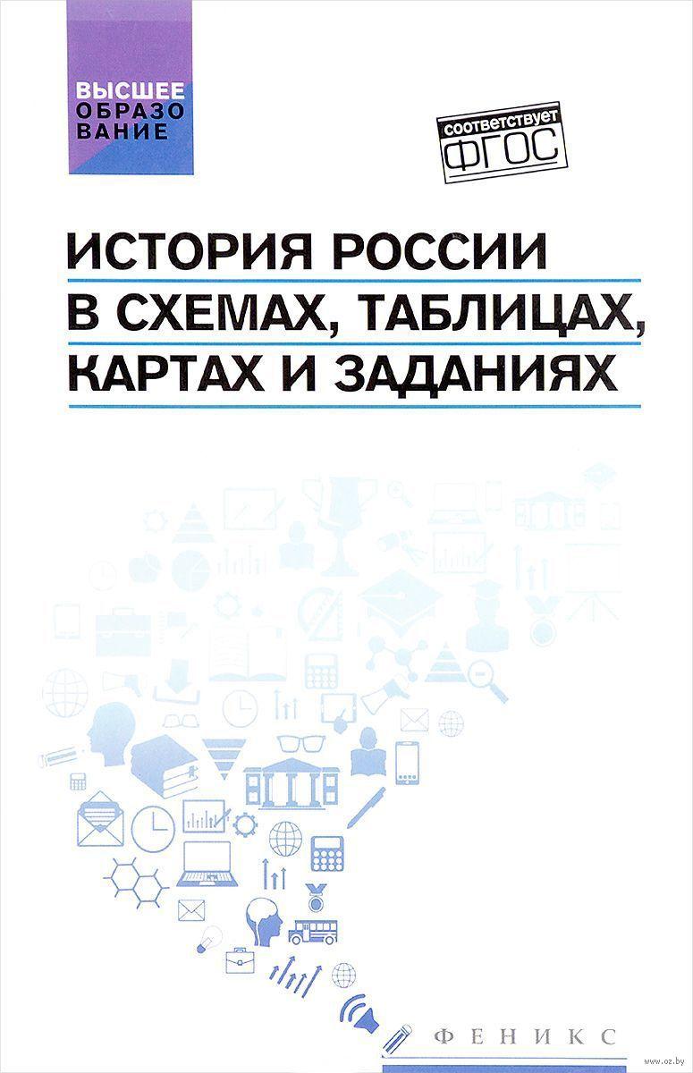 История россии в картах и схемах
