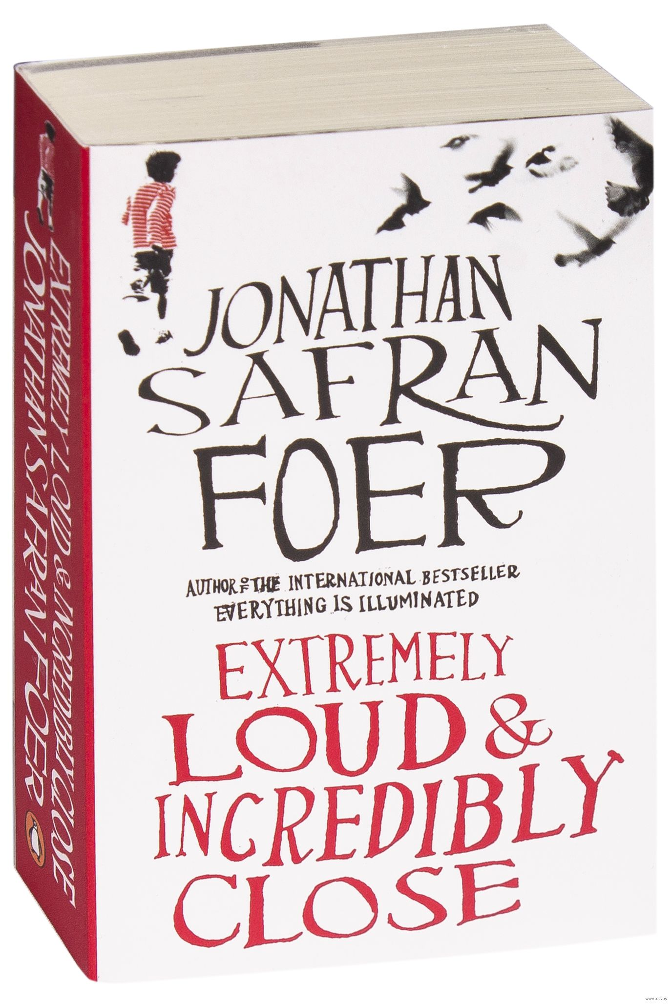 extremely loud incredibly close jonathan A troubled young boy, oskar, is trying to cope with the loss of his father oskar starts lashing out at his mother and the world until a year later, he discovers a mysterious key in his father's belongings and embarks on a scavenger hunt to find the matching lock, just as he used to when his father was alive.