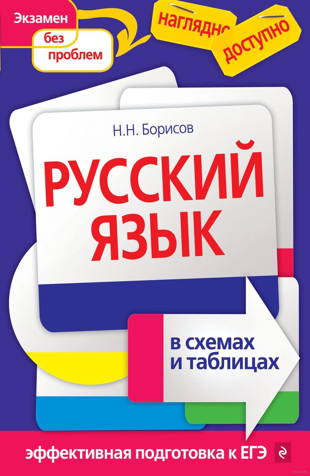 Русский в схемах и таблицах
