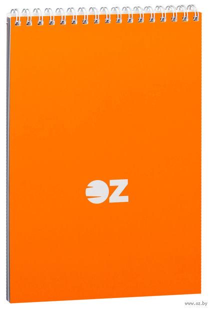 Большой блокнот OZ (A5)