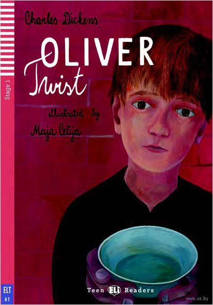 Teen Eli Readers. Oliver Twist (+ CD) — фото, картинка