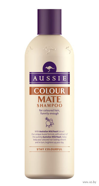 "Шампунь для волос ""Colour Mate"" (300 мл) — фото, картинка"