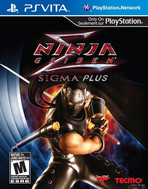 Ninja Gaiden Sigma Plus (PSV)