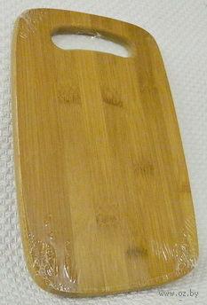 Доска разделочная бамбуковая (320х200х12 мм)