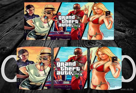 """Кружка """"GTA"""" (art.8)"""