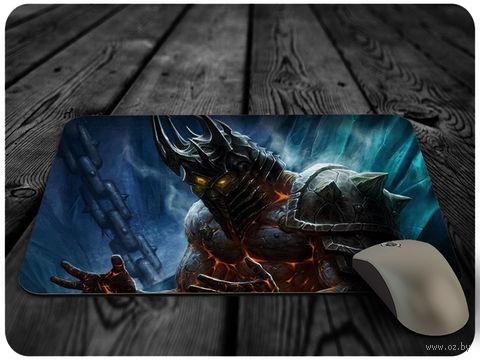 """Коврик для мыши """"Warcraft"""" (art.6)"""