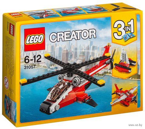 """LEGO Creator """"Красный вертолет"""" — фото, картинка"""