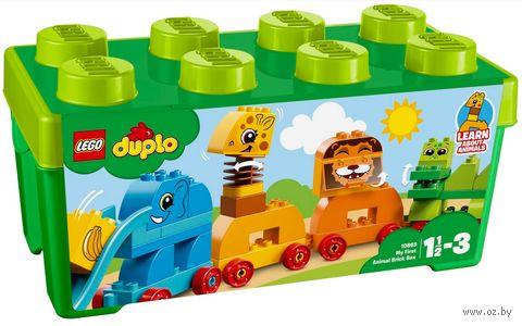 """LEGO Duplo """"Мой первый парад животных"""" — фото, картинка"""
