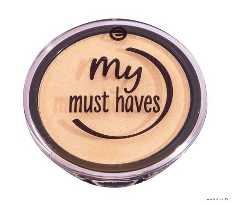 "Хайлайтер для лица ""My Must Haves"" тон: 01 — фото, картинка"