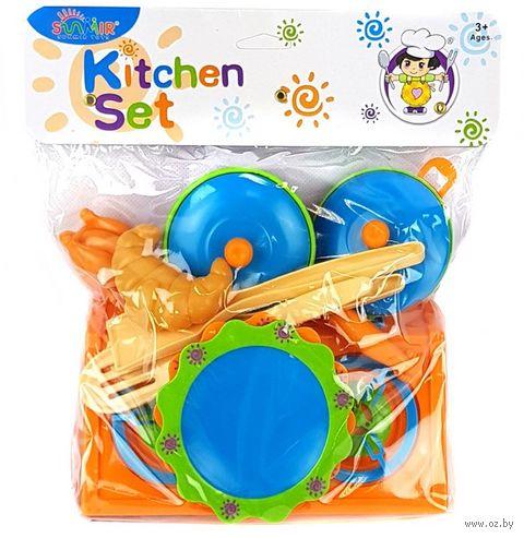Набор детской посуды (арт. SM819) — фото, картинка