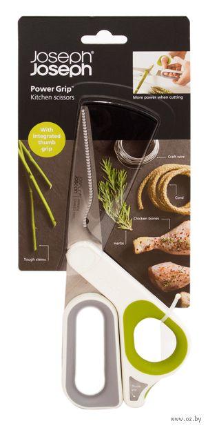 """Ножницы кухонные """"PowerGrip"""" (290 мм) — фото, картинка"""