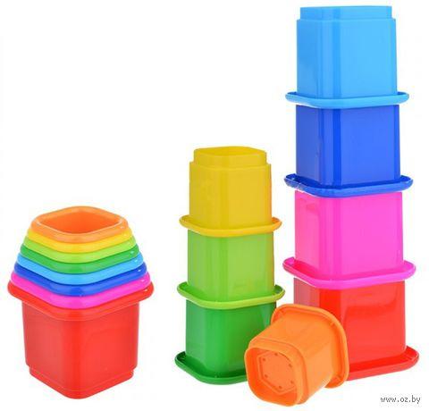 """Развивающая игрушка """"Занимательная пирамидка-2"""""""