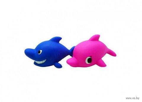 """Набор игрушек для купания """"Акула и дельфин"""""""