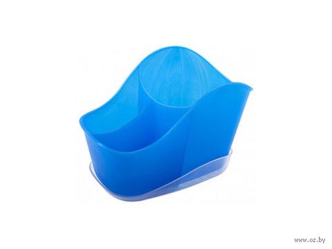 """Сушилка для столовых приборов """"Teо"""" (джинс) — фото, картинка"""