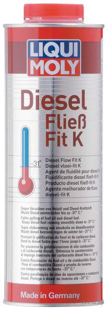 "Присадка в д/т антигель-концентрат ""Diesel Fliess-Fit K"" (1 л) — фото, картинка"