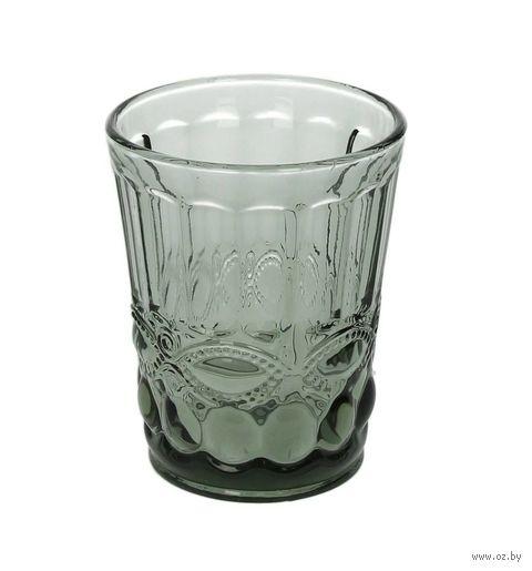 "Стакан стеклянный ""Solange"" (265 мл; серый дым) — фото, картинка"
