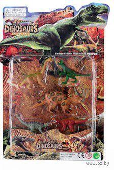 """Набор фигурок """"Динозавры"""" (арт. Н44224)"""