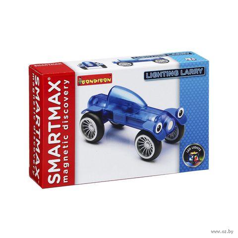 """Конструктор магнитный """"SmartMax. Светящийся Ларри"""""""