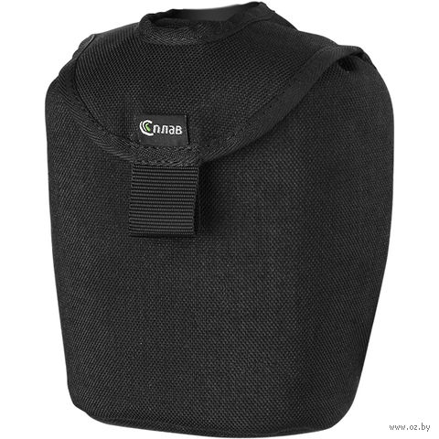 Подсумок для фляги (чёрный) — фото, картинка